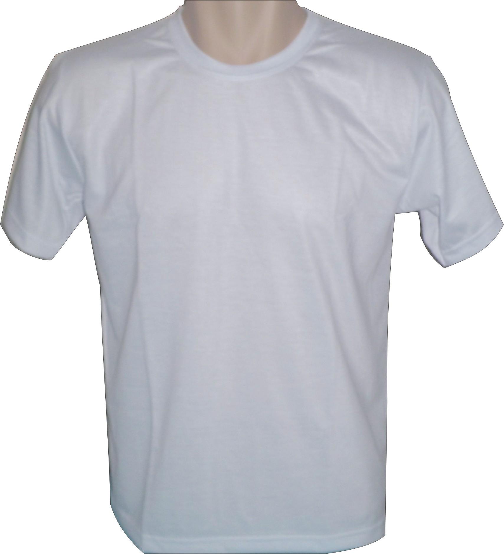 6ab29c2a56 Camiseta em Malha PP (100% Poliester) para Sublimação