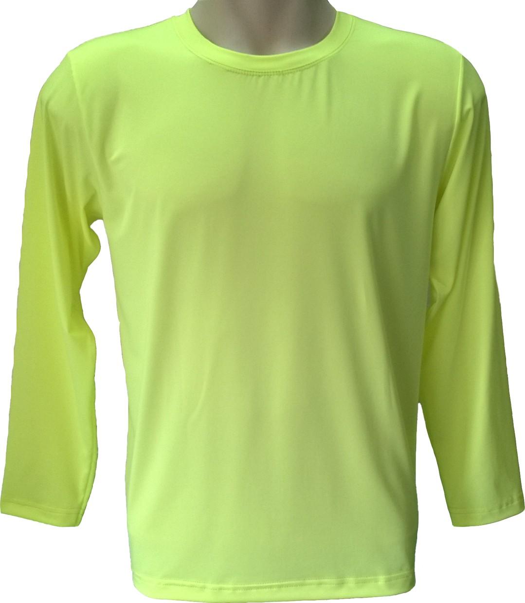 6db8671b5 Camiseta Manga Longa com Proteção Solar UV (Poliester) – Aceita Sublimação